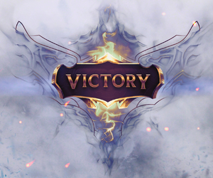 lol, games, and victory image