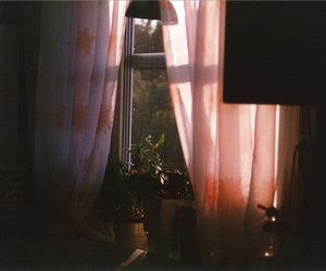 window, film, and vintage image