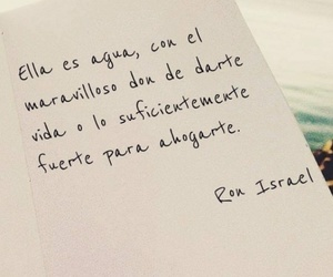 amor, escritor, and frases en español image