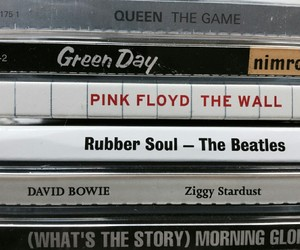 music, green day, and Pink Floyd image