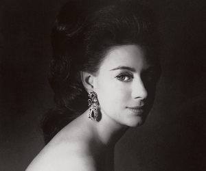 princess margaret and portrait image