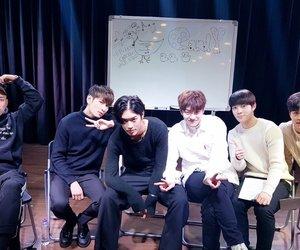 kpop, sangmin, and shin image