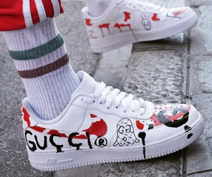gucci, theme, and aesthetic image