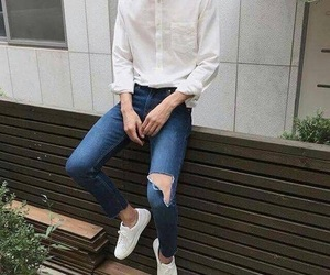 boy, fashion, and outfit image