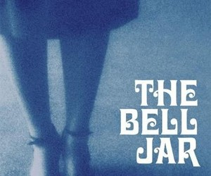 book, the bell jar, and sylvia plath image