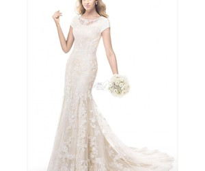 charming, gowns, and wedding image