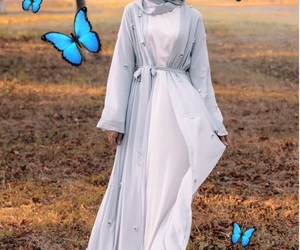 hijab and muslim girl image