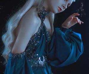 fantasy and stars image