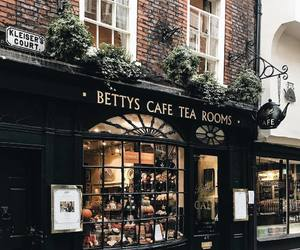 cafe, green, and london image