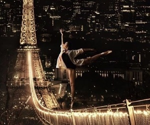 ballet, girl, and paris image