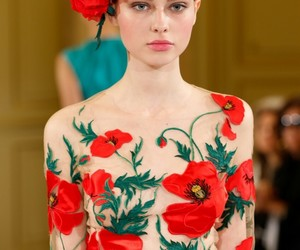 spring-summer, dress, and fashion image