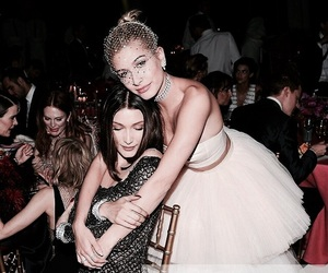 model, met gala, and bella hadid image