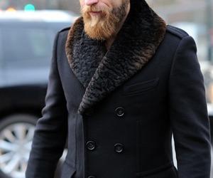 coat, man, and fashion image