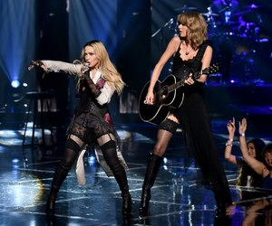 madonna, Taylor Swift, and ghosttown image