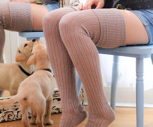 etsy, legwarmers, and tights image