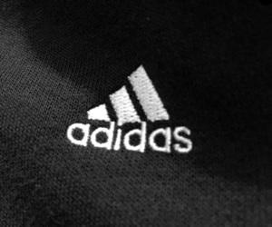 adidas and black image