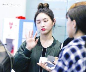 korean, singer, and kpop image