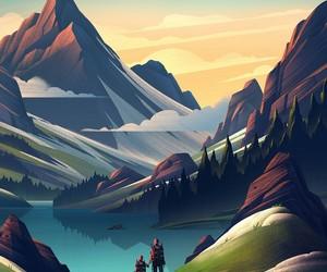 animation, climbing, and design image