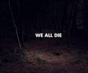 die and we all die image