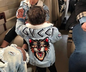 gucci, luxury, and babies image