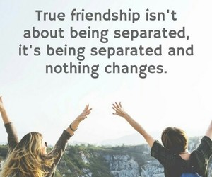 friendships, girls, and quotes image