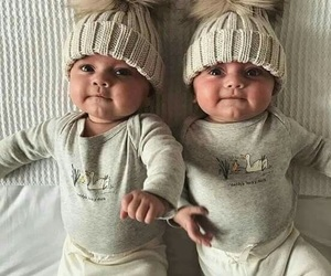55 Images About Cute Twin Babies On We Heart It See More About