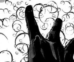 bubbles, manga, and oyasumi pun pun image