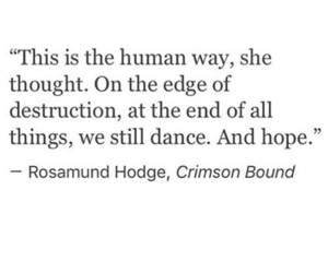 quotes, hope, and dance image
