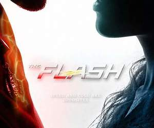 the flash, barry allen, and snowbarry image