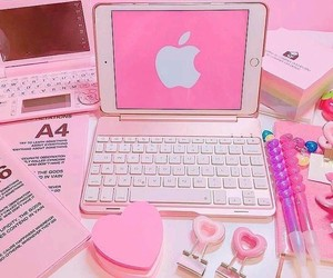 pink, pink cute, and cute image