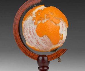 orange, world, and visual metaphor image