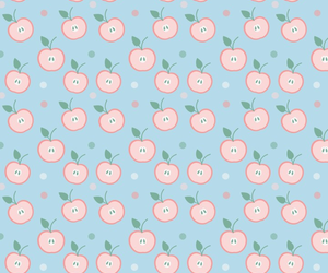 apple, happy new year, and things+holiday+pattern image