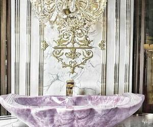bath room, luxury, and design image