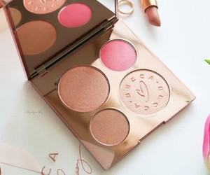 blush, highlight, and makeup image