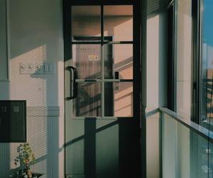 aesthetic, door, and interior image
