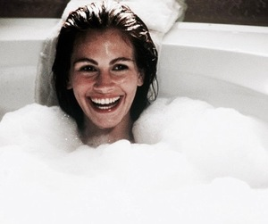 julia roberts, pretty woman, and smile image