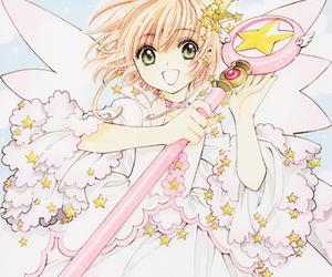 card captor sakura, manga, and cardcaptor sakura image
