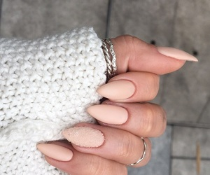 matte, morning, and nails image