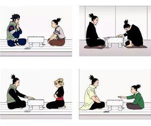 naruto, shukaku, and temari image