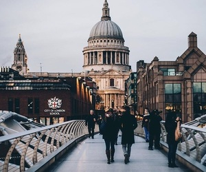 travel, city, and london image
