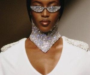 model, diamond, and naomi image
