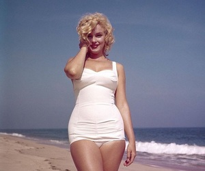 beauty and Marilyn Monroe image