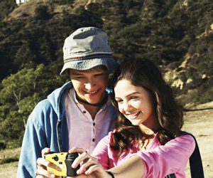 sterling knight, danielle campbell, and starstruck image