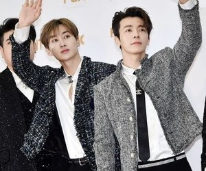 donghae, eunhyuk, and real image