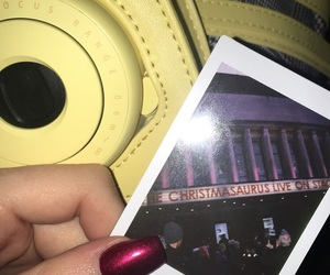 grunge, instax, and tomfletcher image
