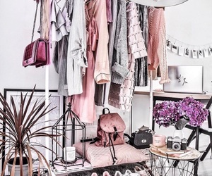 classy, clothes, and pink image