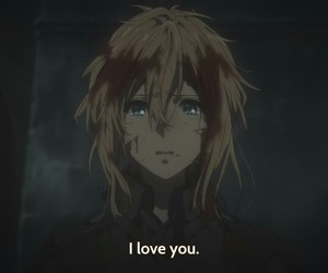 violet evergarden and anime image