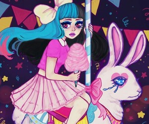 carousel and melanie martinez image