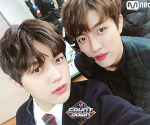 infinite, myungsoo, and kpop image