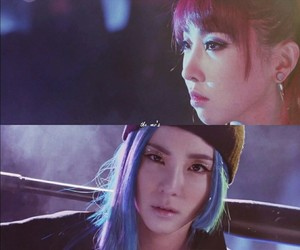 2ne1, dara, and mv image